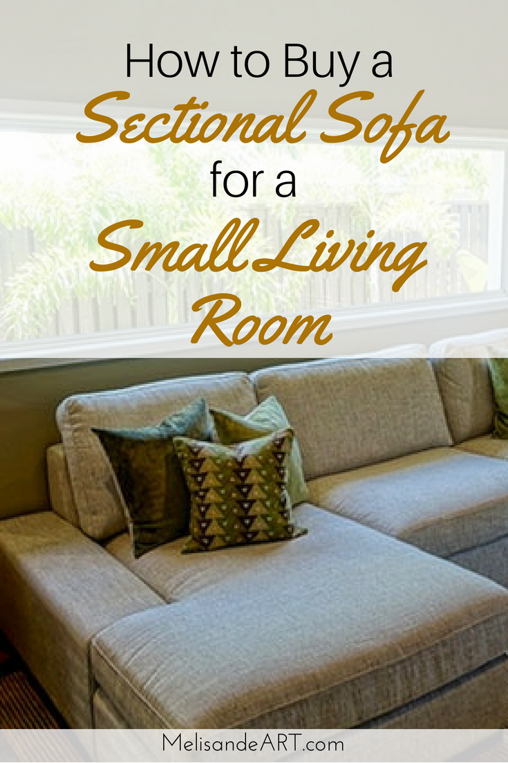 How to Buy a Sectional Sofa for a Small Living Room ...