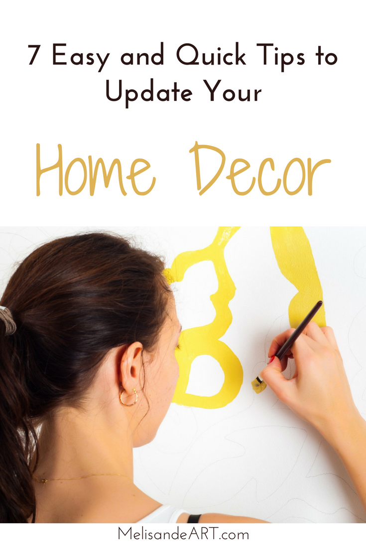 7 Quick Easy Cheap Ways To Update Your Home Decor